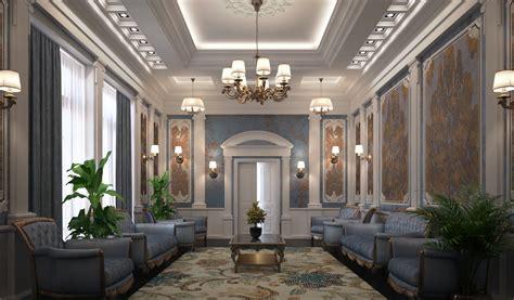 Interior Design Of Fame 2015 by غرفة معيشة كلاسيك وكورس التصميم الداخلي ببرنامج رحلة