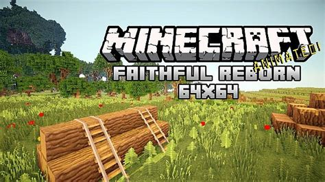 minecraft faithful texture pack 1 7 9 faithful reborn animated resource pack resource packs