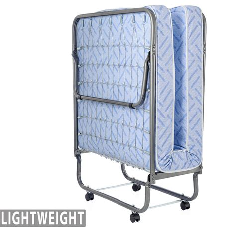 folding beds lightweight 74 x 31 folding cot bed with mattress