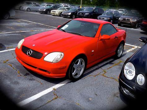 1999 Mercedes Slk230 by 1999 Mercedes Slk230 Kompressor R170 Start Up