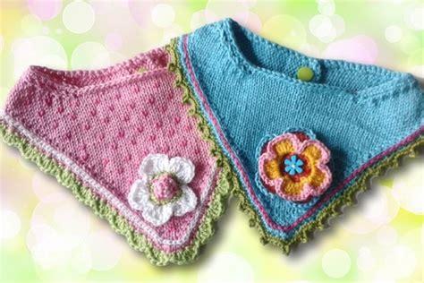 Knitting Bandana bandana knitting pattern
