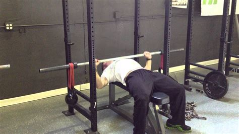 flat bench press barbell flat bench barbell press with hanging kettlebells coryg