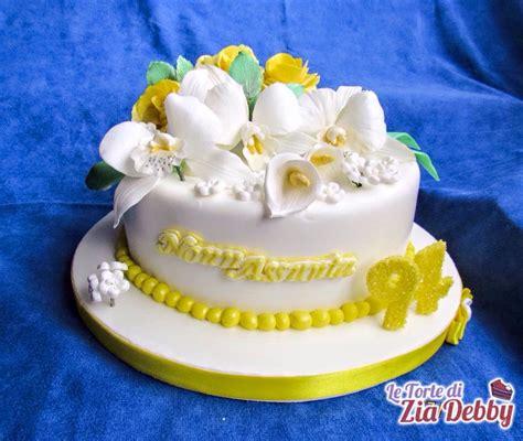 fiori compleanno ragazza torta con fiori per una ragazza di 94 anni le torte di