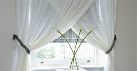 crossover curtains criss cross curtains home making a house our home