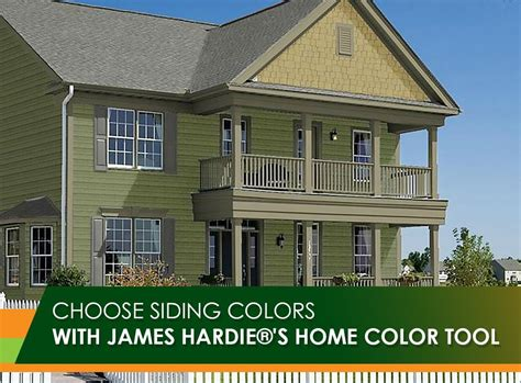 home siding colors choose siding colors with hardie s home color tool