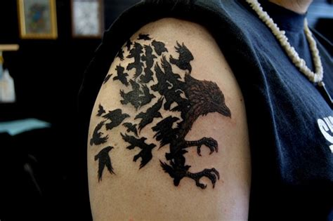 bird tattoos for guys 45 bird tattoos for and inspirationseek