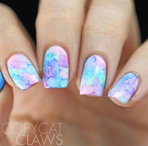 water color nails best 25 water color nails ideas on