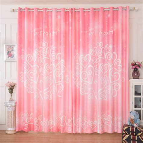 pink girl curtains bedroom pink dreamy princess curtains for girls bedroom