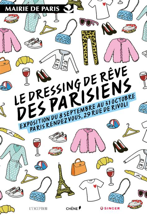 Le Dressing De Rêve Des Parisiens by Exposi 231 227 O Le Dressing De R 234 Ve Des Parisiens Na Mairie De