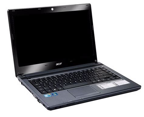 Second Laptop Acer Aspire 4739 I3 notebook acer aspire 4739 6886 intel i3 370m 2 4 ghz