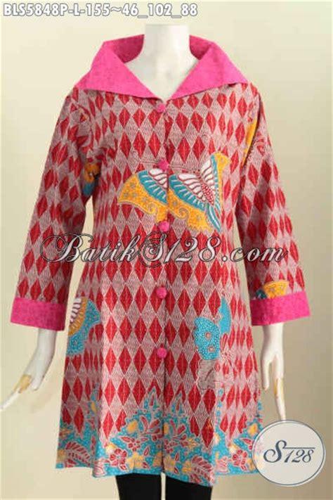 Baju Wanita Modis Keren baju batik nan modis pakaian batik keren warna mewah