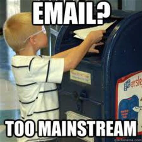 Email Meme - 6 ways to simplify your life without becoming a minimalist