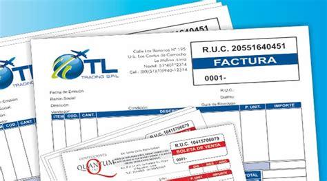 nueva ley de la factura 19983 personas personas apolaya contadores incorporan tercera copia a la factura