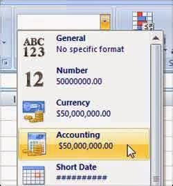 format excel rupiah membuat format rupiah secara cepat dan mudah belajar
