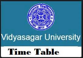 Vidyasagar Distance Mba by Vidyasagar Routine 2018 Part 1 2 Ug Pg