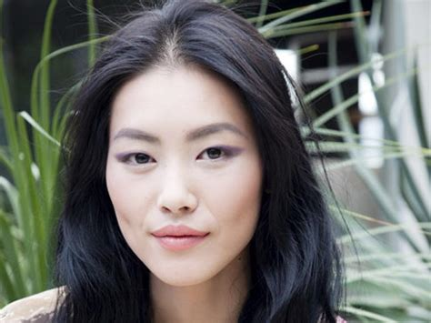 Big Face Asian | face of beauty chinese models land big cosmetics