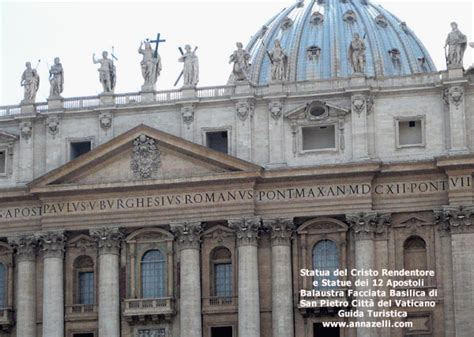 Cupola San Pietro Basilica Di San Pietro Piazza San Pietro Citt 224 Del