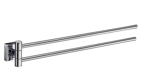 swing towel rail smedbo house swing arm towel rail 440mm rk326