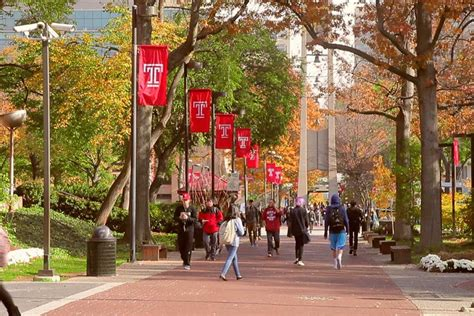 Temple Mba Vs Fox Mba by Temple Gets Demoted In U S News Rankings Philadelphia