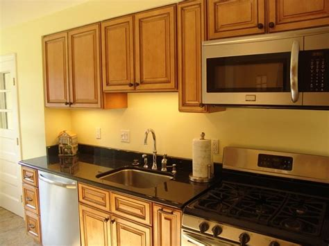 kitchens with light cabinets light brown kitchen cabinets sandstone rope door