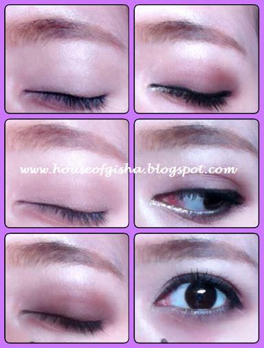tutorial eyeliner silkygirl house of gisha my everyday make up tutorial
