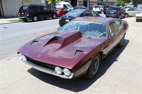 lamborghini for sale 1970 lamborghini espada for sale 1968614 hemmings motor