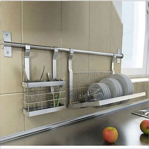 cookware cabinet rak pan storage steinless peralatan dapur panci 2 stainless steel kitchen storage shelves knive drill plate