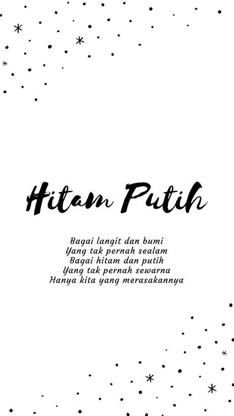 quotes hitam putih kata kata mutiara
