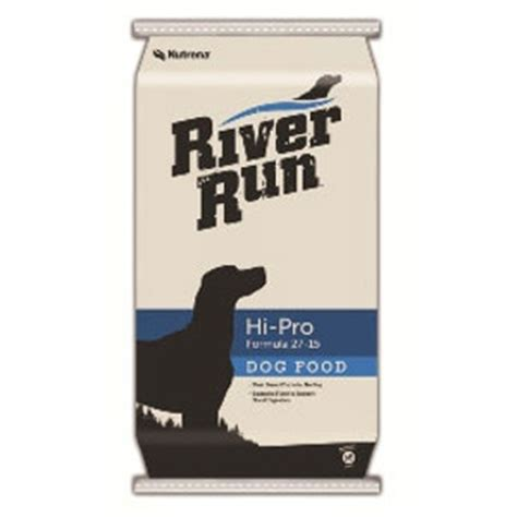 river run food river run 174 hi pro no soy food powell feed milling co arkansas