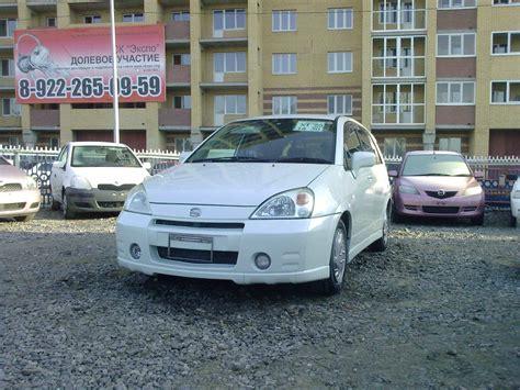 2003 Suzuki Aerio Tire Size 2003 Suzuki Aerio Wagon Pictures 1 8l Gasoline Ff