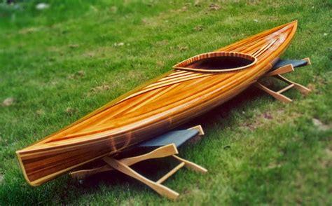 wooden kayak building plans  boat plans