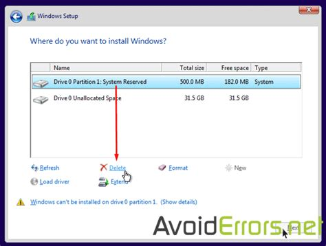 install windows 10 clean how to format and clean install windows 10 avoiderrors