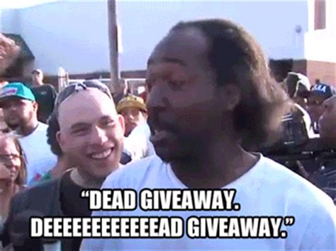 Dead Giveaway Charles Ramsey - dead giveaway charles ramsey meme