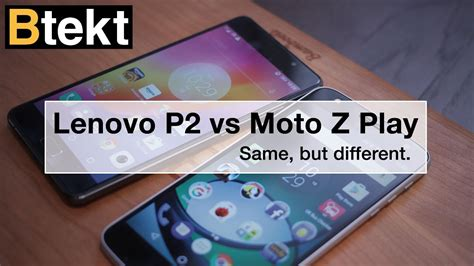 why lenovos moto z could reshape the smartphone market news18 lenovo p2 vs moto z play what s the difference youtube