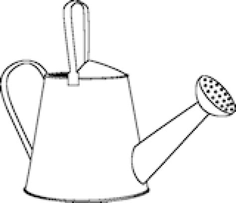 watering can template cards 13 images of watering can coloring page printable