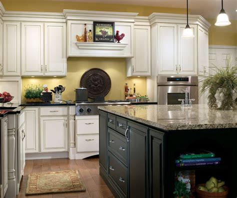 kitchen with off white cabinets off white cabinets with black kitchen island decora