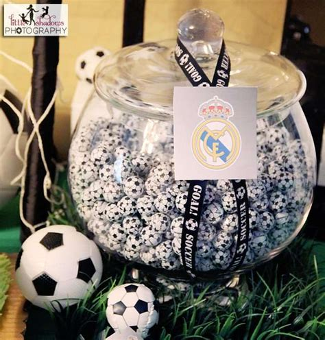 soccer themed birthday decorations soccer birthday ideas photo 5 of 5 catch my