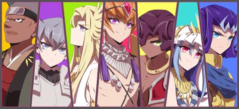 seven barian emperors yu gi oh zexal image 1614785 zerochan anime image board