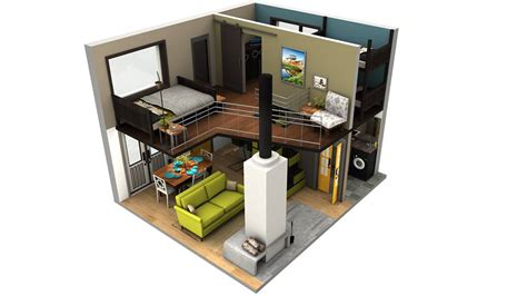 home design 3d 2nd floor inside tiny houses tiny house floor plans with loft tiny house plans with loft mexzhouse