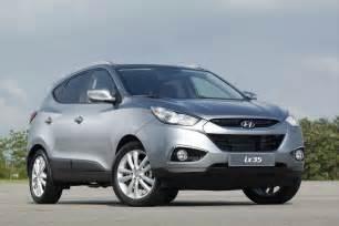 Hyundai Ser Hyundai Ix35 Pode Ser Produzido No Brasil Carro Bonito
