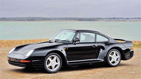 Is This Low Mile Porsche 959 About To Set A Record Price