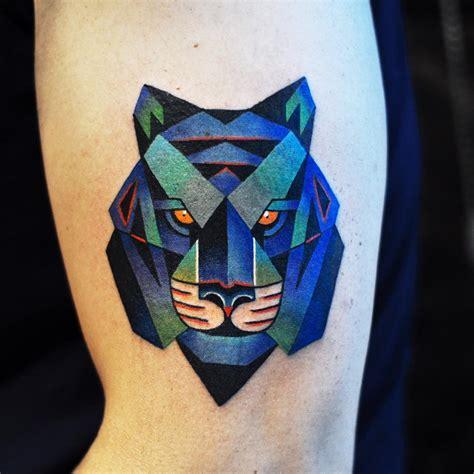blue tiger tattoo best tattoo ideas gallery