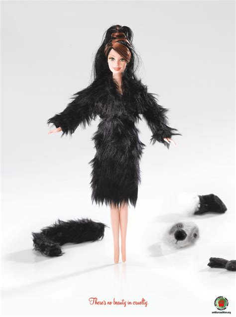 The Anti Fur Mob They Can P by No Cruelty In Effective Anti Fur Ads