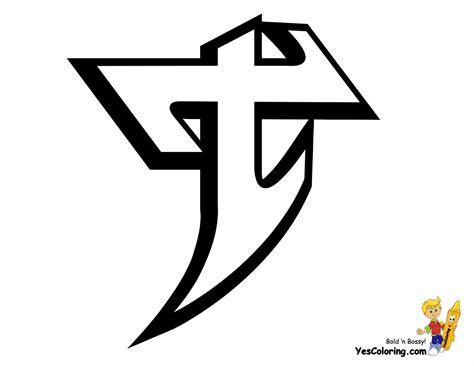 tag graffiti printables  graffiti alphabets