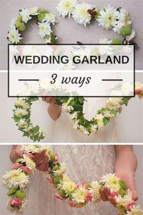 25  best ideas about Wedding garlands on Pinterest