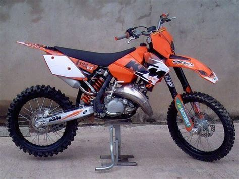 Ktm 125 Road For Sale Ktm 125 2006 Gauteng Mitula Cars
