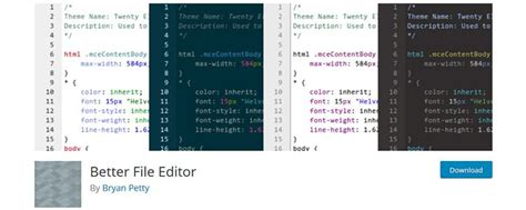 wordpress theme editor code highlight free wordpress plugins for displaying and editing code on