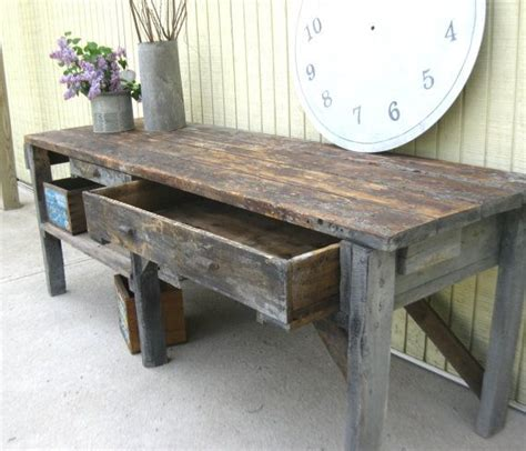 antique potting bench 1000 images about antique work benches on pinterest