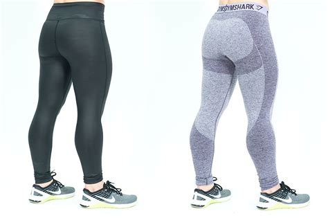 best jeggings are gymshark best for your shape