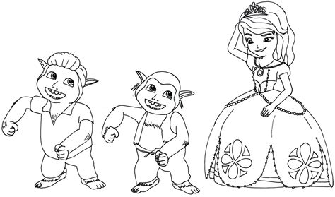 Sofia The First Coloring Pages Sofia The First Coloring Sofia Coloring Pages